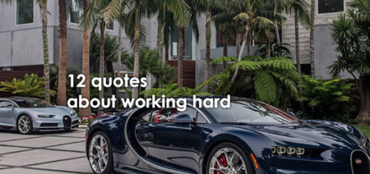 working hard quotes