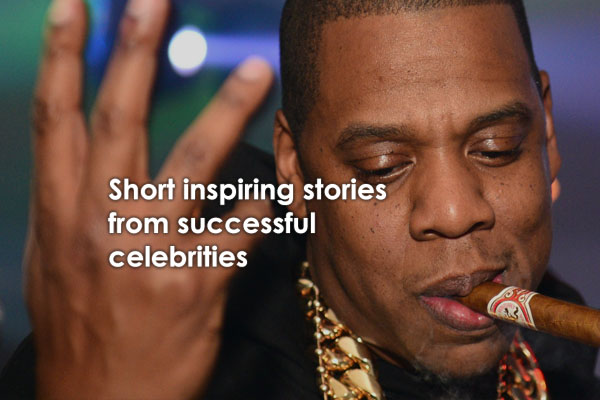 Celebrities Share Inspiring Stories - Inspiring Quotes ...