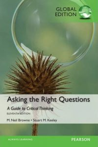 Asking the Right Questions - M Neil Brown & Stuart M Keeley