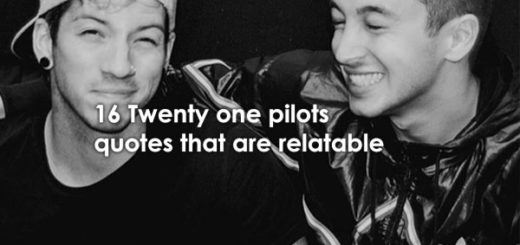 twenty one pilots quotes