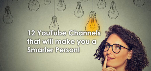 Youtube Videos that will make you smarter