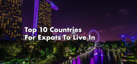 Countries for expats