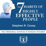 Best Self-Help Audio Books - The 7 habits of Highly Effective People - Stephen R Covey