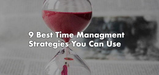 effective time management strategies